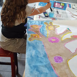Art Studio 32 Flavours - Art lessons for kids, teens and adults. Explore creativity through drawing,painting and sculpture.