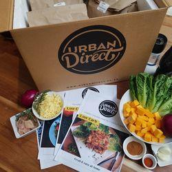 UrbanDirect - Urban Direct is an online Meal kit business that delivers 4 Meals for you to cook, right to your door every Monday. Offering you quick, healthy and nutritious meal kits for the whole family to enjoy!