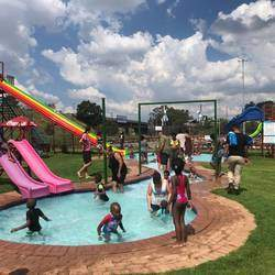 Kids World & Waterpark - Faimly entertainment with bring and braai facilities, a waterpark, go karts, carousels, jumping castles, live performances and much more on offer.