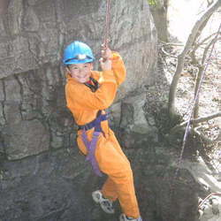 Wild Cave Adventures - Dare to be different! Abseil into dark caverns and be amazed by the beauty of wild underground formations! Only 40 minutes from JHB/PTA.