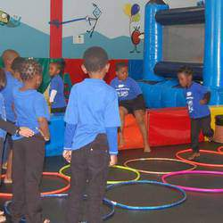 Yeesh! Fun for kids - Softplay indoor play, craft and party venue with coffee shop with drop off and child care