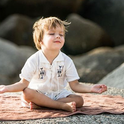 Young & Yoga - Through Yoga, we unlock the magic of Mindfulness with exercise in our children's development.