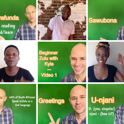 ZuluMites - isiZulu language learning for families, children, caregivers and schools.