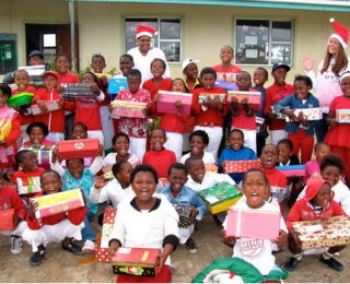 Giving at Christmas