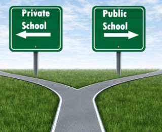 Public vs private schooling