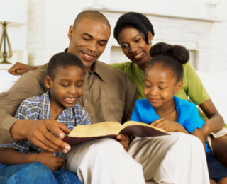 Finding time to share reading with your child