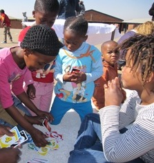 Mandela Day in Orange Farm