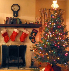family_christmas_tree
