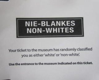 Where to take your kids in Jozi: The Apartheid Museum