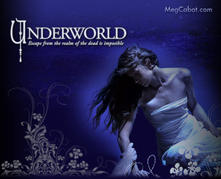 Book review:  Underworld by Meg Cabot (book 2 in the Abandon series)