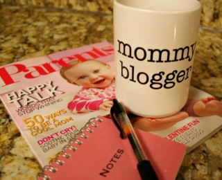 Mommies who blog and/or comment: why we do it