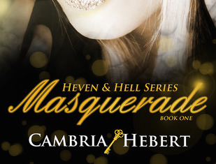 Book review: Masquerade by Cambria Hebert
