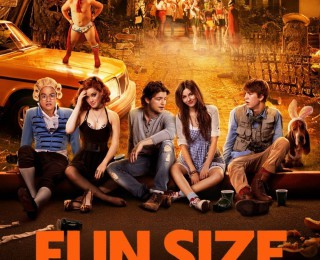 Fun Size is exactly that – amusing, cute and lots of fun!