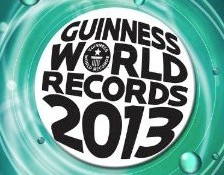 The Guinness World Records 2013