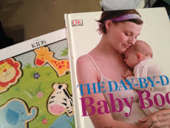 The Day-By-Day Baby Book (Editor-in-Chief: Dr Ilona Bendefy; DK Publishing)