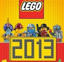 The Official Lego Annual 2013 (Ladybird Books)