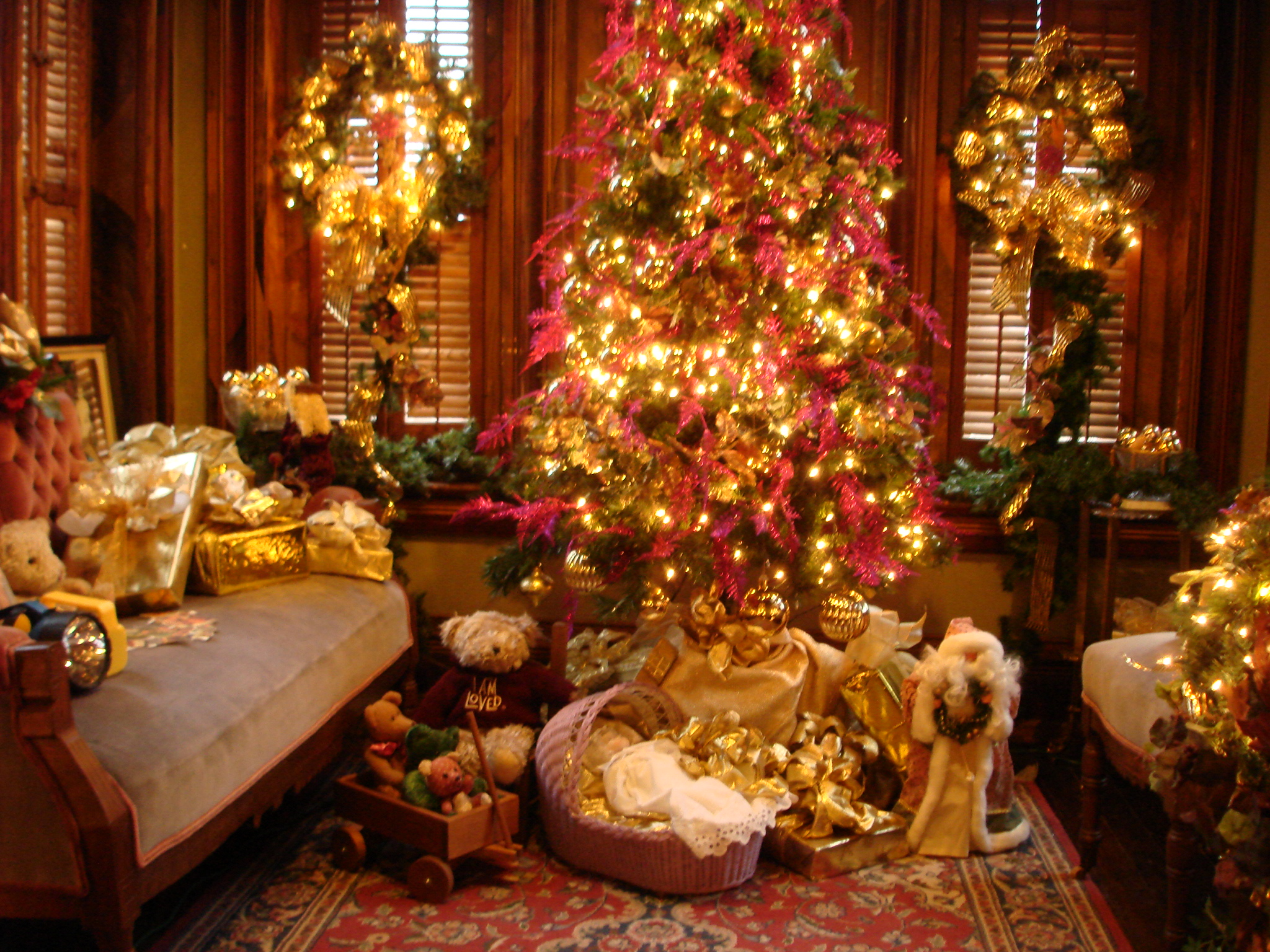 Let Christmas enrich your family, not impoverish it ...