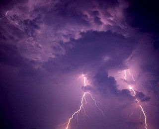 What to do when lightning strikes