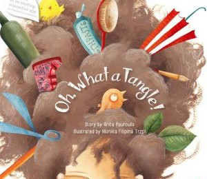 Book review: Oh, What a Tangle! by Anita Pouroulis