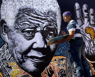 Madiba: the ultimate role model
