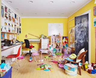 How to get pre-school kids to tidy up