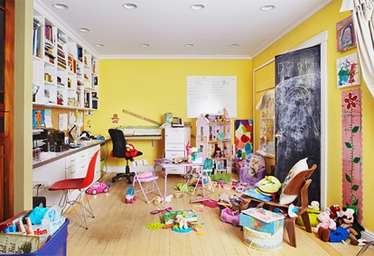 This is NOT my daughter's playroom. I swear. Source: www.oprah.com