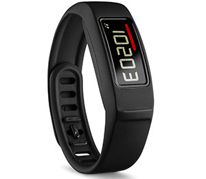 Using a fitness tracker to stay fit