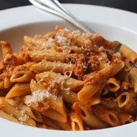 Creamy Penne and Tuna Casserole