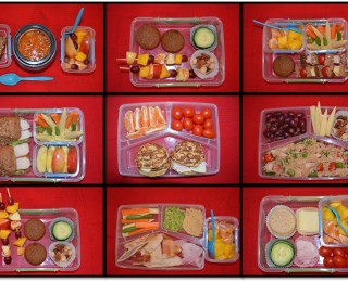 Key ingredients for a healthy school lunch