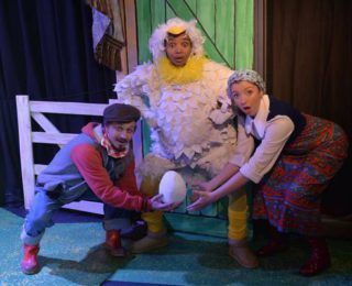 George's Marvellous Medicine : A theatre review