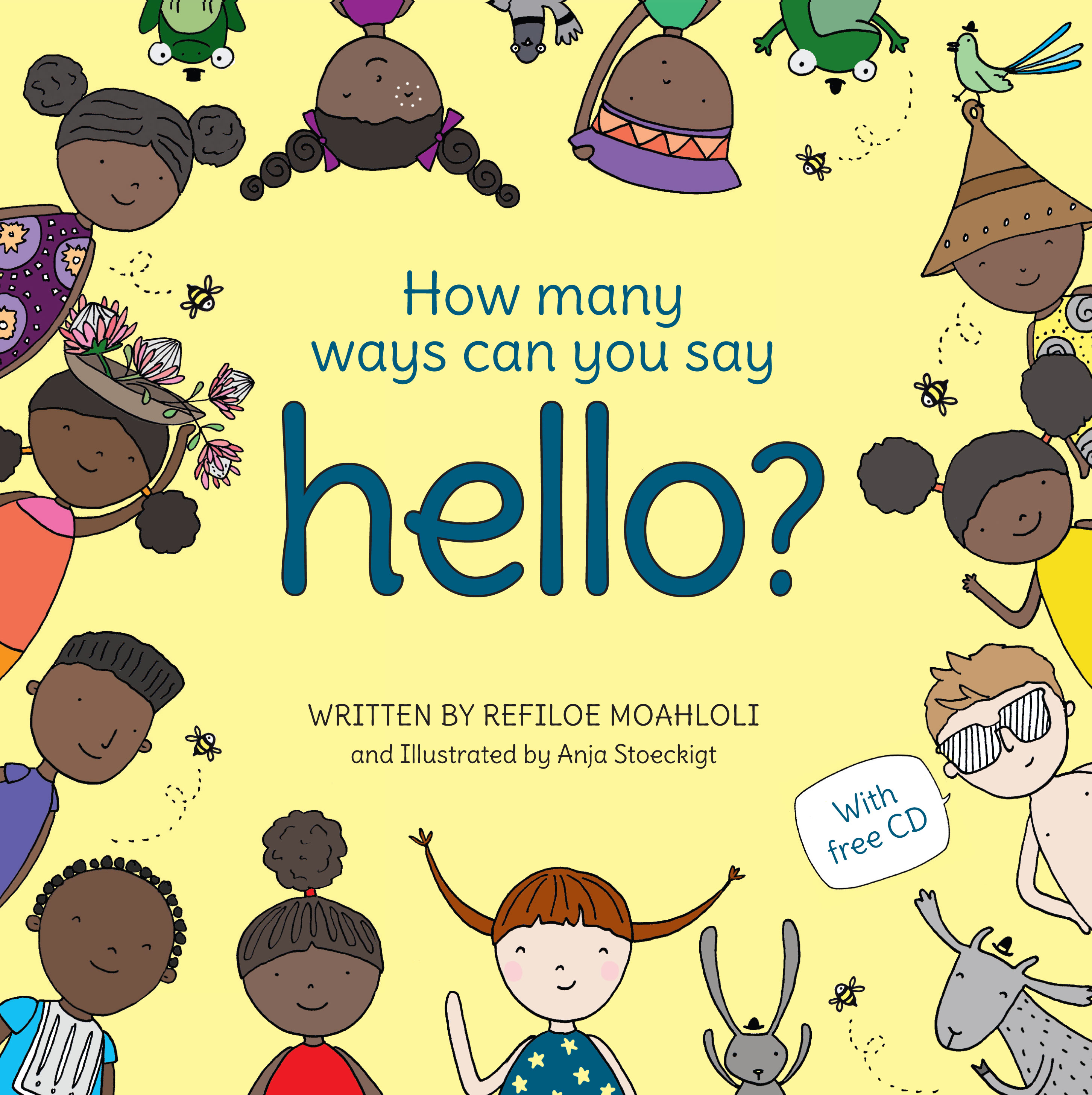 Book Review How Many Ways Can You Say Hello Parenting Tips And
