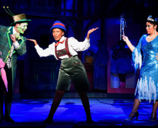 Review:  Pinocchio at  Joburg Theatre