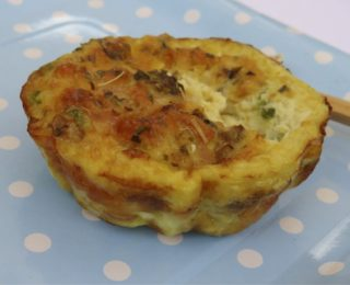 Lunchbox ideas: Mini frittatas