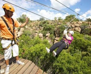 Magalies Canopy Tour – taking fun to new heights