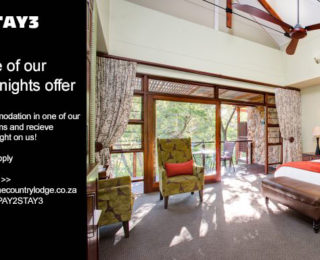 Pre-Valentine's Specials – with love from African Pride Irene Country Lodge