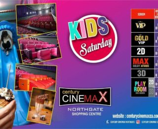 Kids cinema with movies and play!