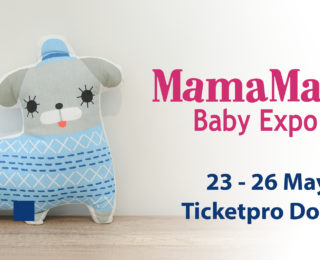 Don't miss the MamaMagic Baby Expo!