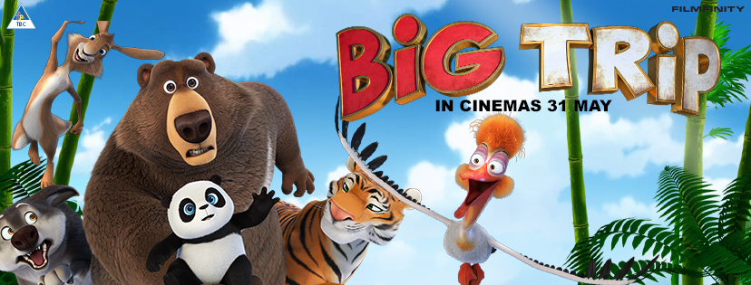 The Big Trip the movie