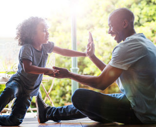 How to be a Healthy Role Model for your kids