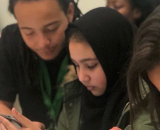 iStore's Free Coding Sessions for Kids for Mandela Month