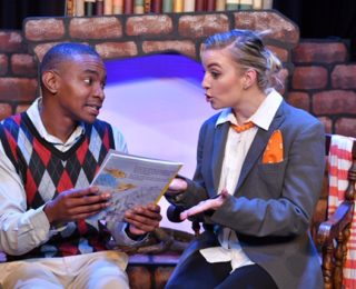 Mr Hare Meets Mr Mandela, a review by Daniel Janks