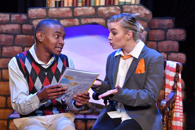 Mr Hare meets Mr Mandela - kids theatre