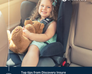Drive safely by distracting your kids with these six tips