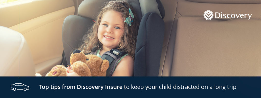 drove safely with kids