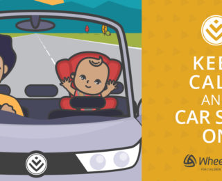 Choosing the right car seat for your child