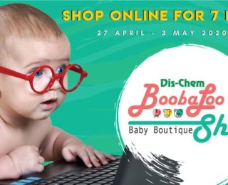 COVID-19 EVENT DELAYED Dis-Chem BoobaLoo Online Baby Shop