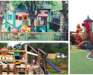 Kid friendly restaurants with playgrounds – an absolute chill out