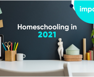 Fun ways to help you prepare for homeschooling in 2021