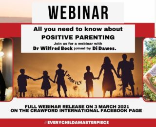 Positive Parenting Webinar by Crawford International