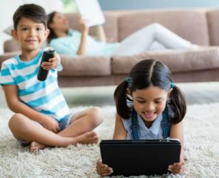 The dangers of too much screen time in childhood